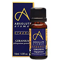 100% NATURAL & ORGANIC- Pure and undiluted premium quality essential oil. Vegan, GMO-free, cruelty-free, sustainably sourced in Egypt. Latin name: Pelargonium graveolens. BODY & MIND - Geranium Egyptian is known to help balance emotions and enhance a...