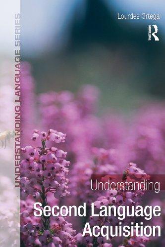 Understanding Second Language Acquisition (Understanding...