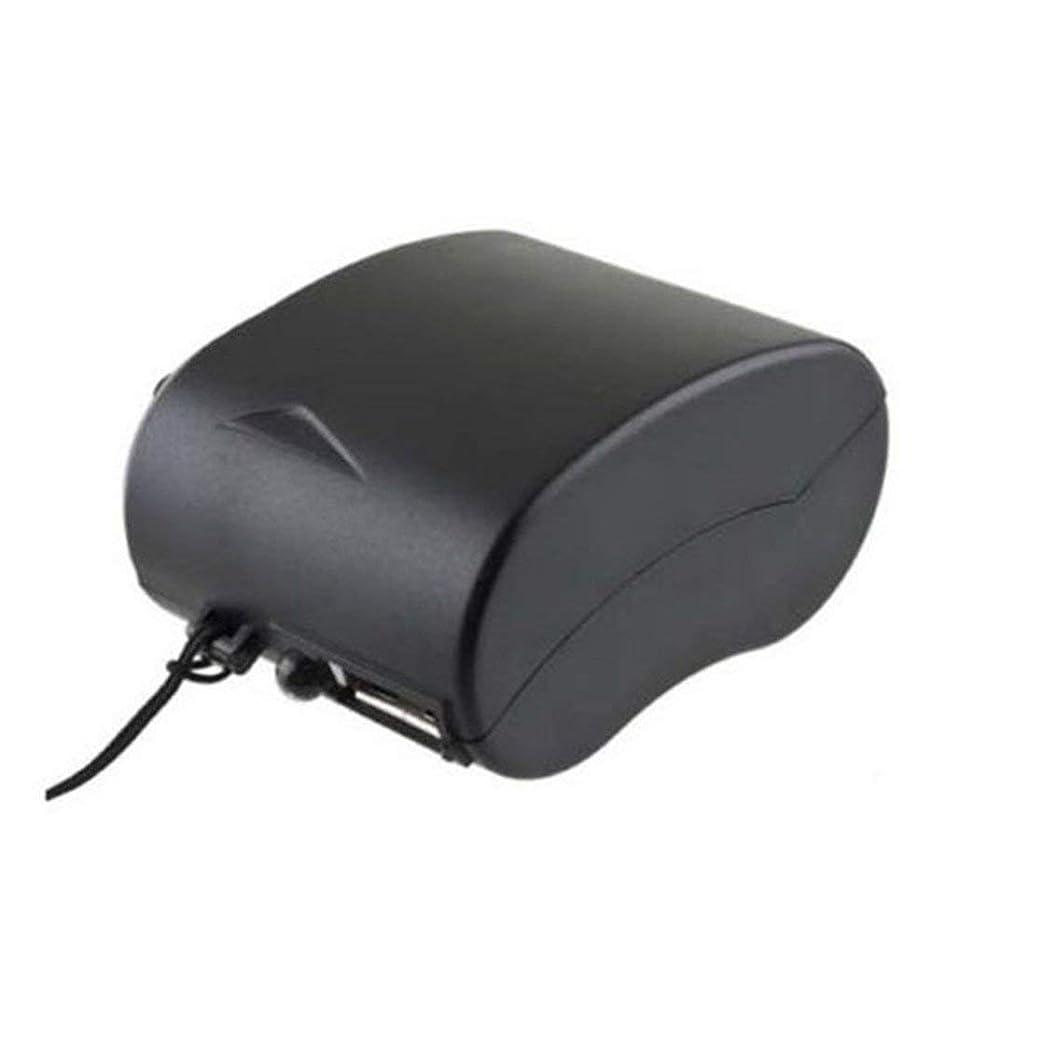 Followmyheart ミニハンドクランクUSBラジオ懐中電灯携帯電話充電器ポータブル手動非常用発電機充電器屋外用
