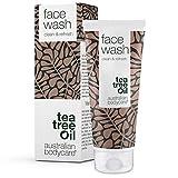 Australian Bodycare Face Wash 100ml | Anti Pickel Gesichtswaschgel für Männer & Frauen |...