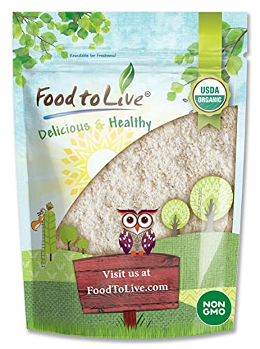 Organic Whole Wheat Pastry Flour, 2 Pounds - Non-GMO, Finely Ground, Unbleached, Unbromated, Vegan, Kosher, All Natural, No Preservatives, Bulk, Product of the USA