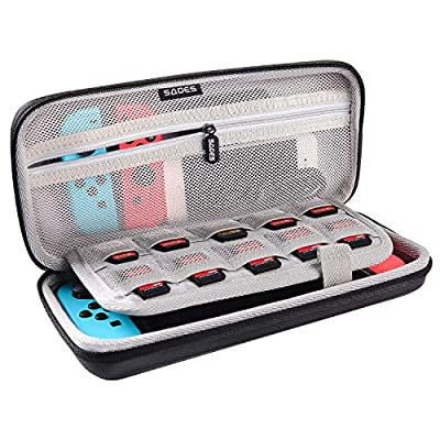 SADES Carrying Case for Nintendo Switch - Prote...
