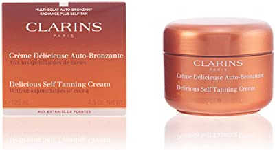 Clarins Sun Délicieuse Auto-Bronzante - 125 ml