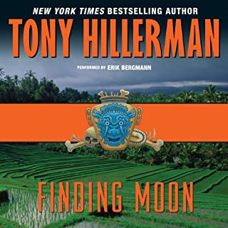 Finding Moon audiobook cover art