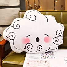 LAJKS 1Pc 50/70Cm Cartoon Style Dolphin Seahorse Cloud Pillow Cushion Cotton Animal Plush Toys Children's Toys Roon Decor Toddler Must Haves Birthday Gifts The Favourite DVD Superhero Dream Unboxing