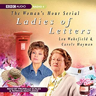 Ladies of Letters audiobook cover art