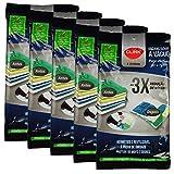 Kit 5 Sacos Organizadores a Vácuo Protetor Para Viagem Roupa Cobertor Mala 50x70cm