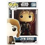 Funko Jyn ERSO Figura de Vinilo, colección de Pop, seria Star Wars Rogue One, Multicolor (10449)