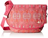 Oilily Damen Groovy Diaperbag Lhf Tote, Rot (Red), 14.0x29.0x40.0 cm