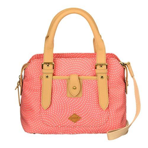 Oilily Handtasche S Handbag Swipe Pink Flamingo