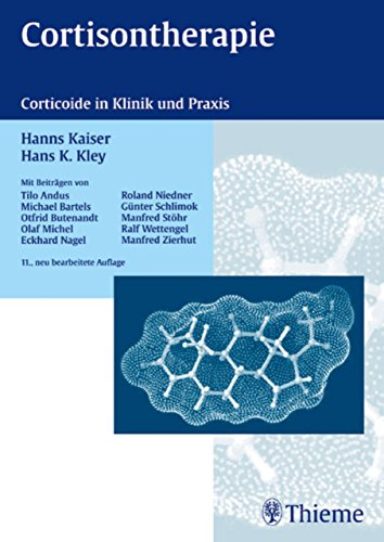 Cortisontherapie: Corticoide in Klinik und Praxis