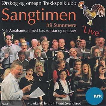 Sangtimen frå Sunnmøre (LIVE)
