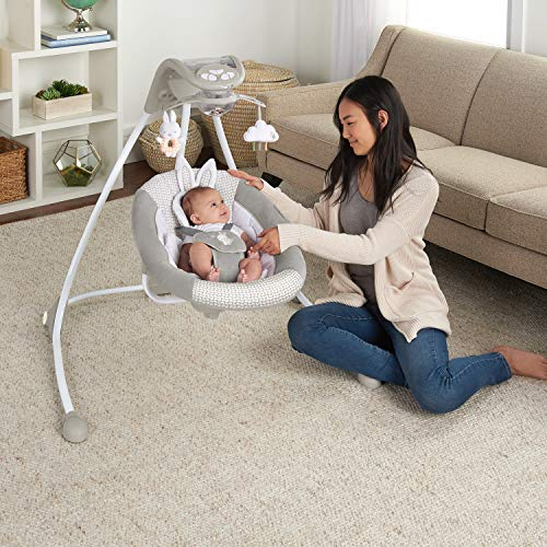 51AmiO QaTL The Best Ingenuity Baby Swings for 2021 [Compared & Review]