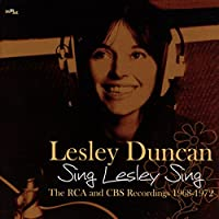 Sing Lesley Sing: The Rca And Cbs Recordings 1968-1972