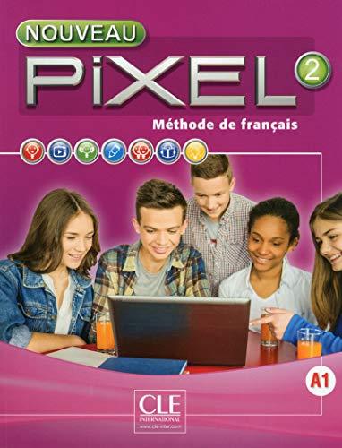 Nouveau pixel 2 - Livre de l´eleve + DVD-rom: Livre de l'eleve 2 + DVD-Rom