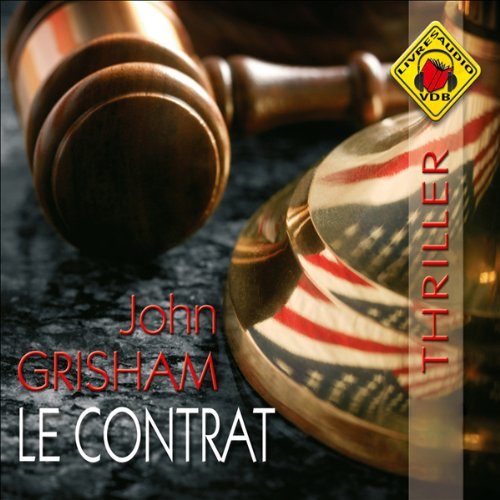 Le contrat  audiobook cover art