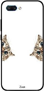 جراب Honor 10 Case Cover Sneaky Cat