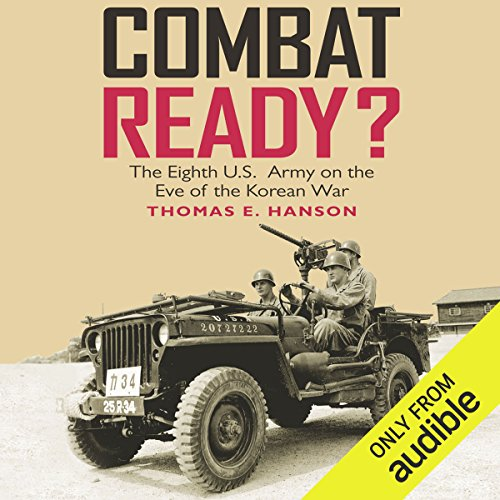Combat Ready? audiobook cover art