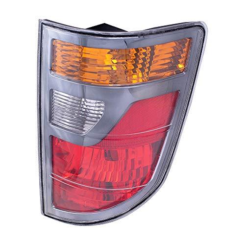 Passengers Taillight Tail Lamp Replacement for Honda Pickup Truck 33501SJCA01