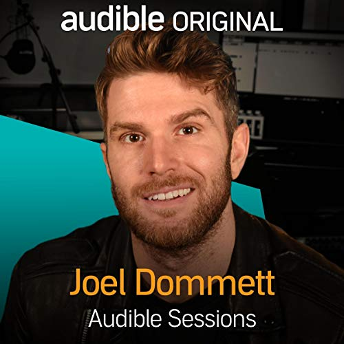 Joel Dommett cover art
