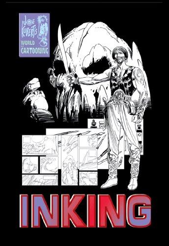 Joe Kubert's World of Cartooning Inking Correspondence Course