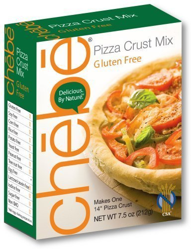 Chebe Top Selling Pizza Crust Mix (4 Pack)
