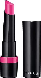 RIMMEL LONDON Lasting Finish Extreme Lipstick, 140 Fiyah, 0.08 Fluid Ounce