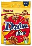 Marabou Daim Bites - Bonbons au chocolat au lait suédois originaux 145g
