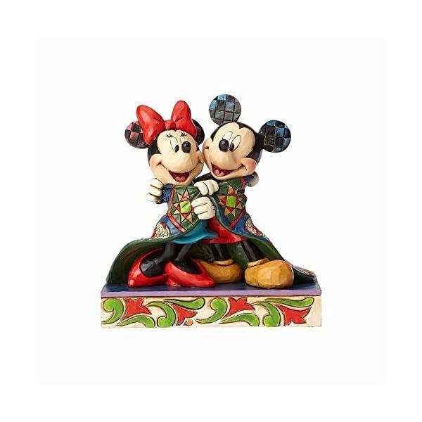 Enesco Disney Traditions Figurita Despreocupados Y Libres, Simba, Timon Y Pumbaa, Resina, Multicolor, 38.1 x 10.2 x 19… 1