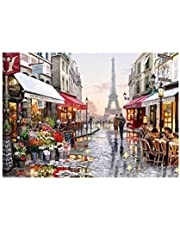5D Resin Diamond Paris France Scenery Embroidery Painting DIY Kit