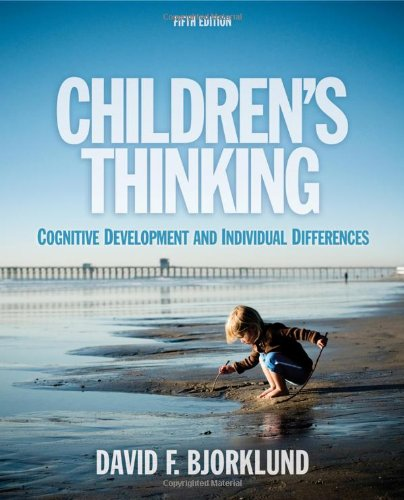 Children's Thinking