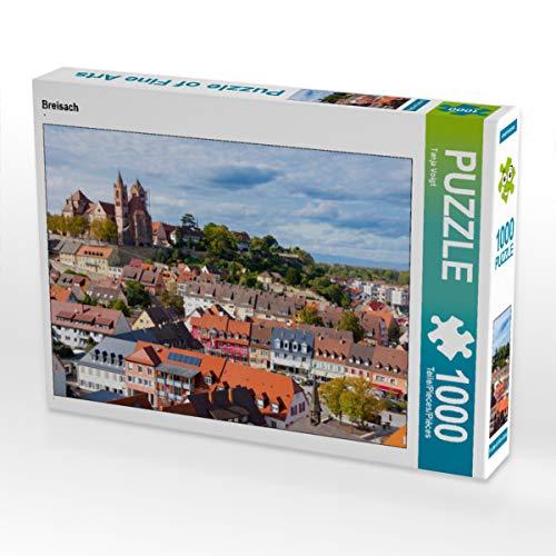 CALVENDO Puzzle Breisach 1000 Teile Lege-Größe 64 x 48 cm Foto-Puzzle Bild von Midgardson