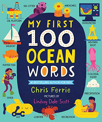 My First 100 Ocean Words (My First STEAM Words)の詳細を見る