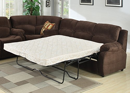 AC Pacific Tracey Collection Tufted Queen Sofa Bed review