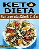KETO DIETA : Plan de comidas Keto de 21 das