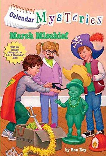 [(March Mischief )] [Author: Ron Roy] [Jan-2010]