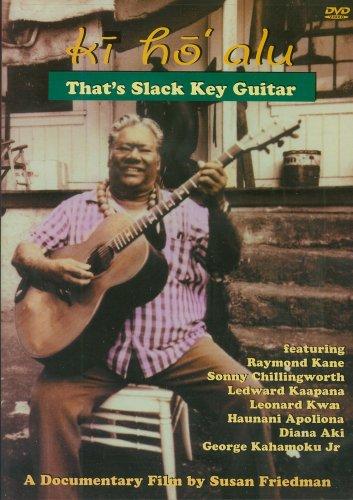 Price comparison product image Ki Ho'alu: That's Slack Key Guitar A Documentary Film