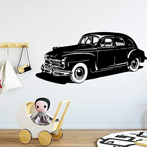 YuanMinglu Auto Neue Wandaufkleber abnehmbare Tapete Kinderzimmer Dekoration Wandtattoo 42x89cm