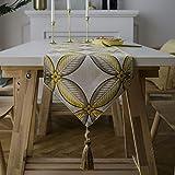 Deirdre Agnes Bandiera da Tavolo Moderna Minimalista Jacquard tovaglia tovaglia tovaglia tavolino Bandiera da Letto
