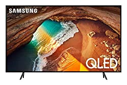 "Image of Samsung QN43Q60RAFXZA Flat 43"" QLED 4K Q60 Series (2019) Ultra HD Smart TV with HDR and Alexa Compatibility: Bestviewsreviews"