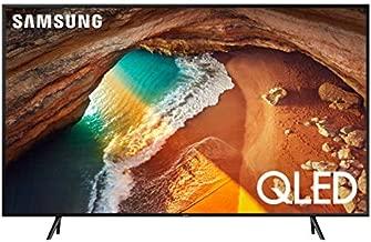 Samsung QN55Q60RAFXZA Flat 55'' QLED 4K Q60 Series (2019) Ultra HD Smart TV with HDR and Alexa Compatibility