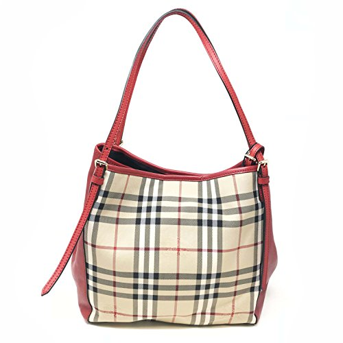 Burberry Horseferry Check Small Canterbury Panels Tote Bag