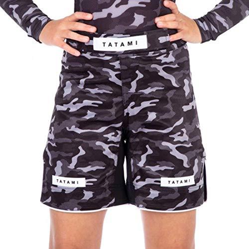 Tatami Fightwear Kids Sport Shorts Rival Ninos Pantalones Cortos Unisex Fitness BJJ Ropa Deportiva Boxeo Ejercicio 12 years