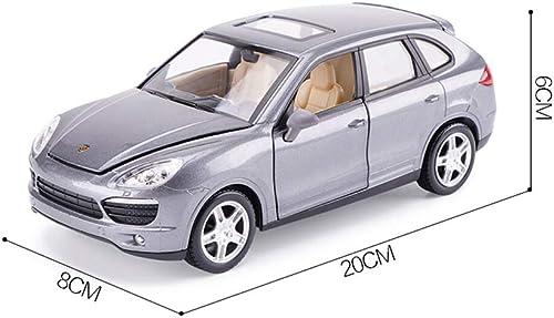 aquí tiene la última LSLMCS Racing Car Die Model Car Car Car Simulation Car Die-cast Car Toy Car 1 24 Escala Diecast Modelo Toy Modelo Altamente DeTallado Diecast, 20x8x6cm Modelo De Metal (Color   rojo)  punto de venta