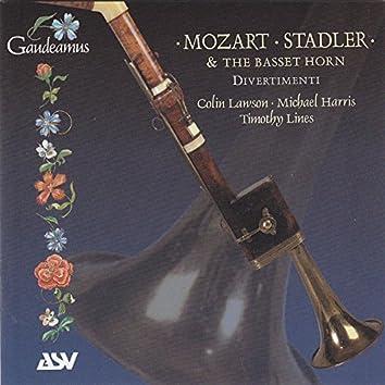 Mozart & Stadler: Basset Horn Divertimenti