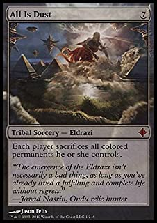Magic: the Gathering - All Is Dust - Rise of the Eldrazi
