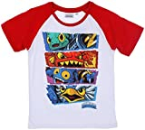 Skylanders Swap Force T-Shirt in Weiß Gr. 104