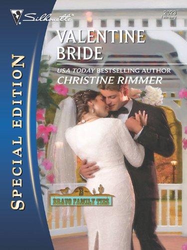 Valentine Bride (Bravo Family Series Book 27) (English Edition)