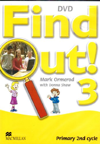 Find Out 3 DVD