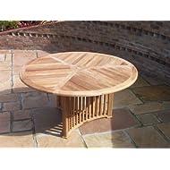 Milton Solid Grade Garden Seater